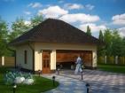 Проект элегантного гаража